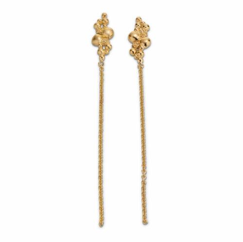Blossom Stik Chain 14kt Gold