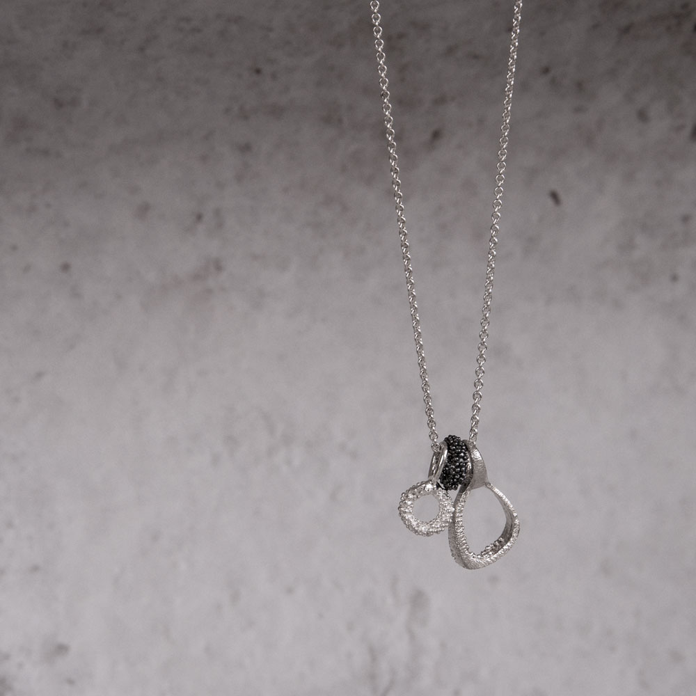 MIX Necklace Silver