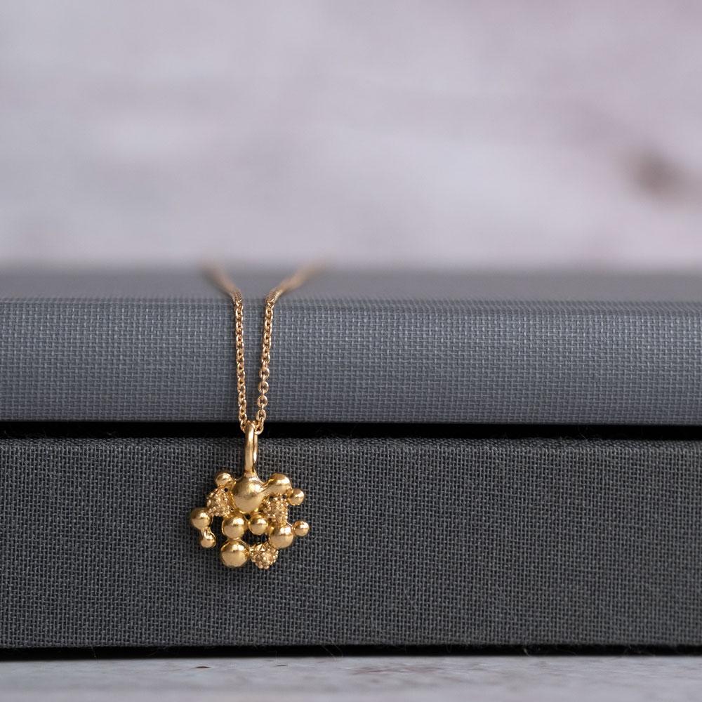Blossom 14k Gold