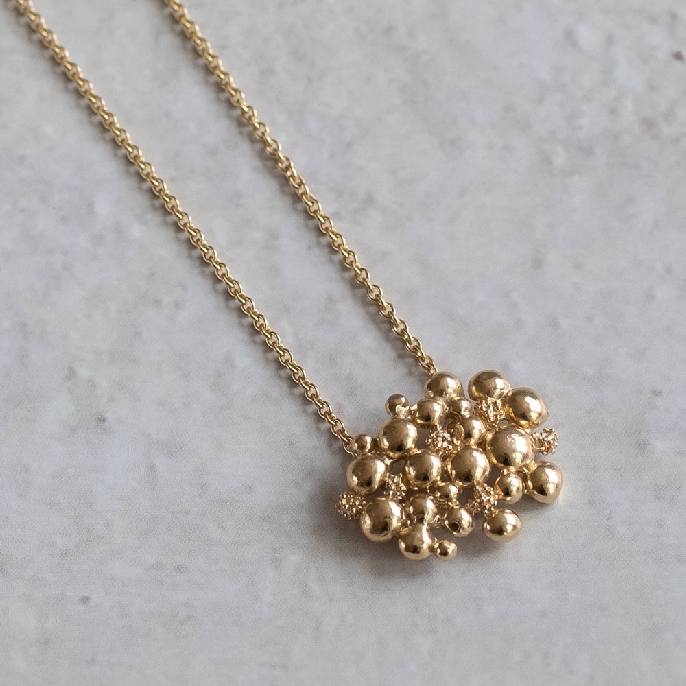 Blossom Dream  14k Gold