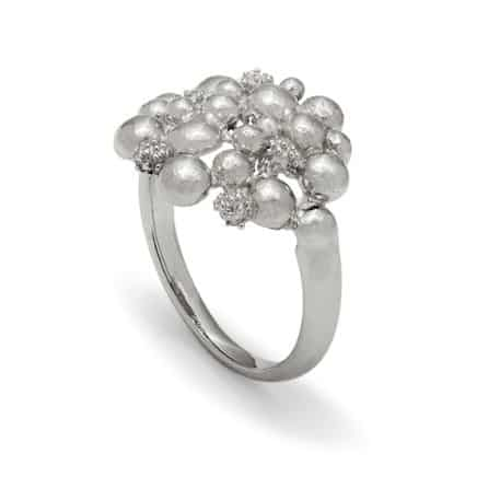 Blossom Dream Ring Silver