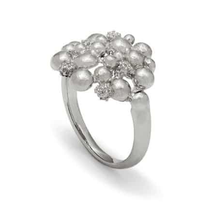 Blossom Dream Ring Silver
