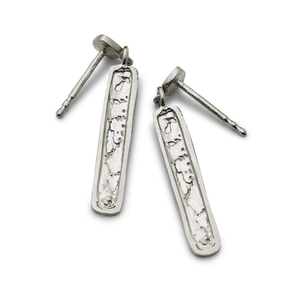 Continent Stick Hanger Silver