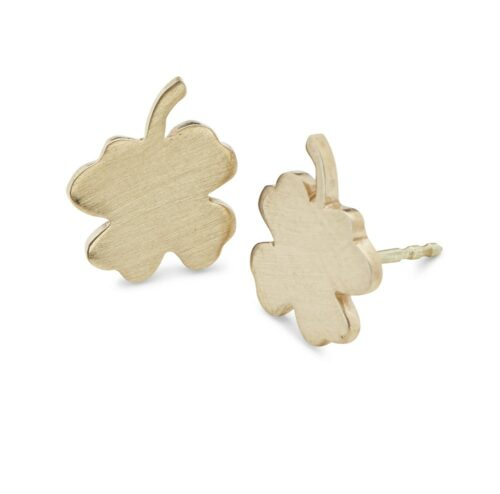 Four Leaf Clover Gold Plated