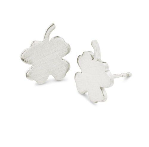 Four Leaf Clover Silver