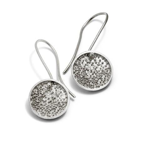 Sparkling Nest Hanger Silver
