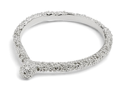 Sparkling Princess Ring Silver