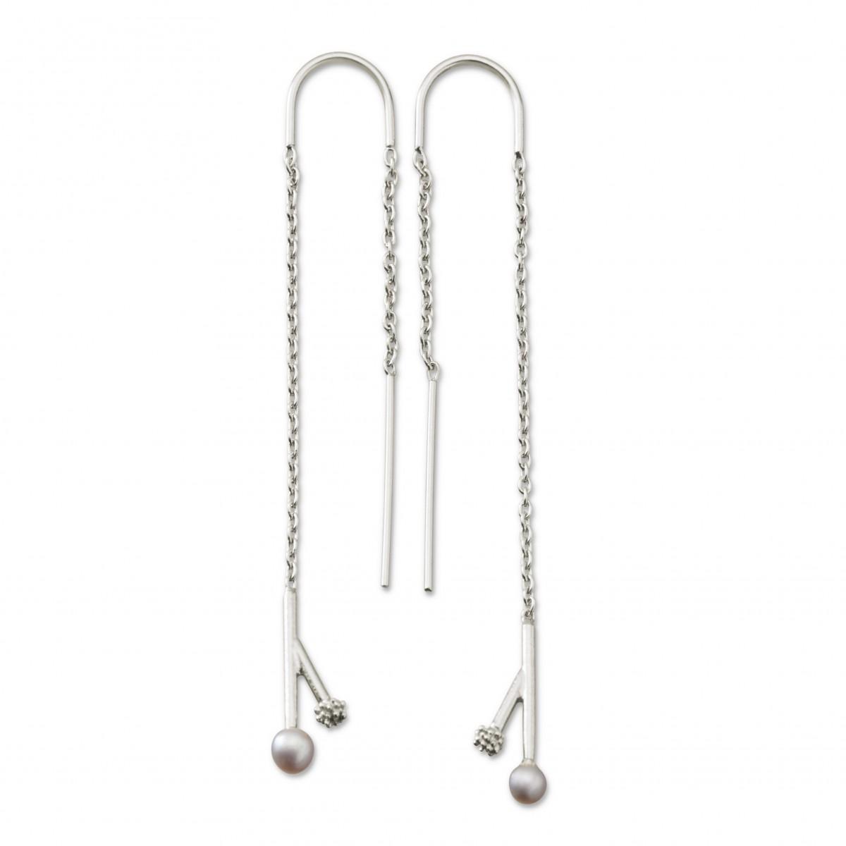Twig Pearl Hanger