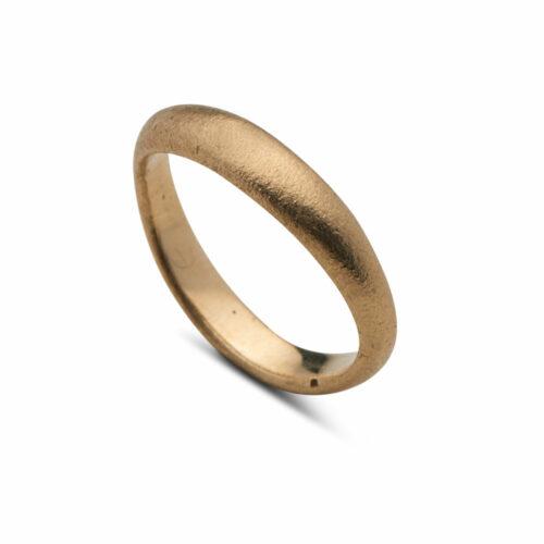 Wave Ring 14kt Gold