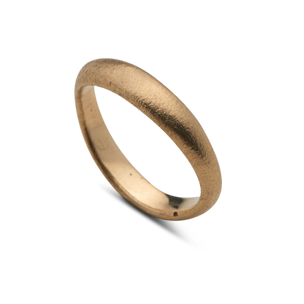 Wave Ring 14kt Gold