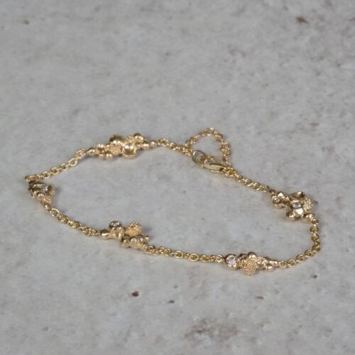 Blossom Diamond Bracelet